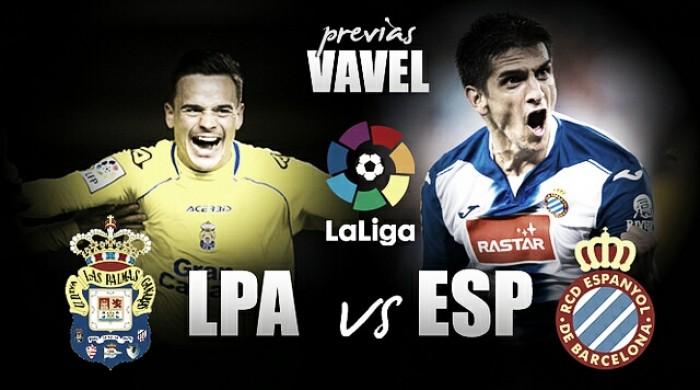Previa Las Palmas UD - RCD Espanyol: vuelta al lugar del crímen