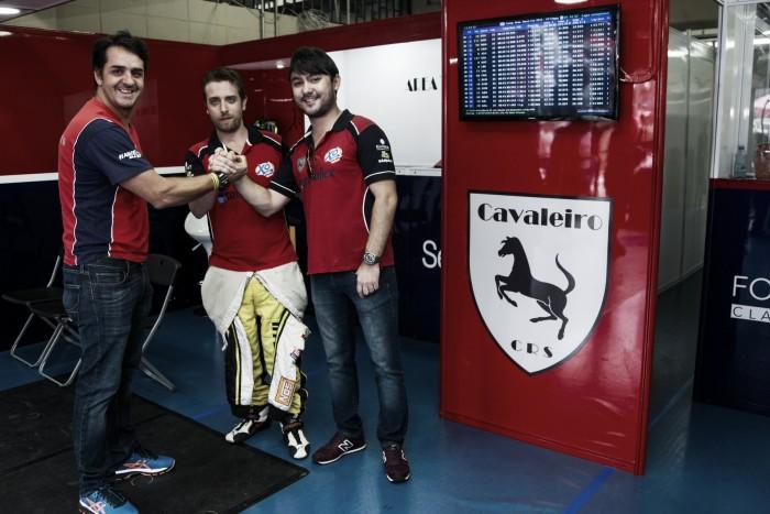 Felipe Lapenna retorna para Cavaleiro Sports em 2017