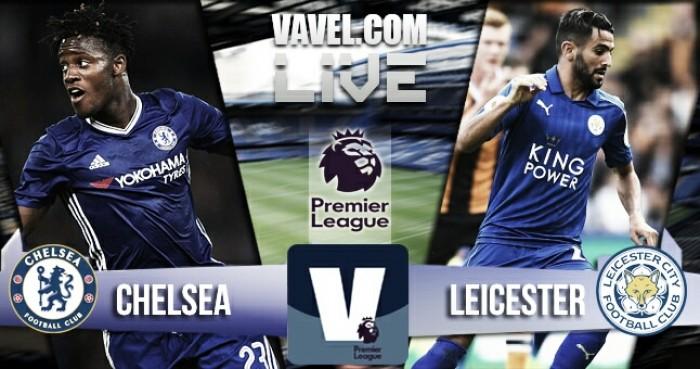 El Chelsea vence y convence ante un deslucido Leicester
