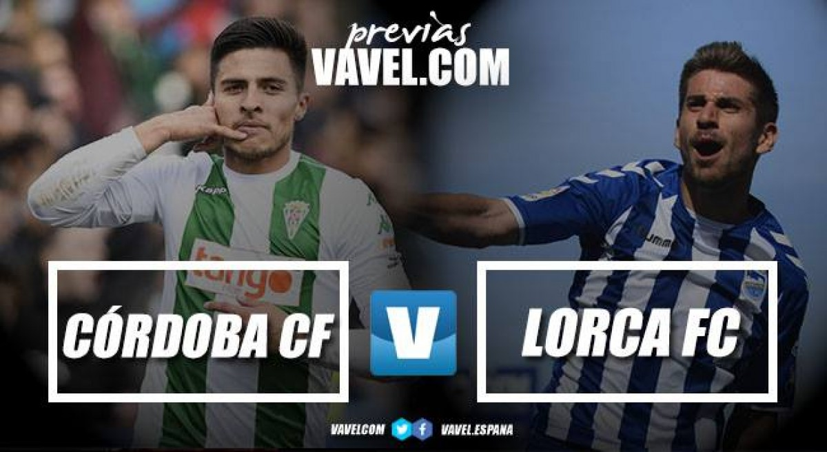 Previa Córdoba CF - Lorca FC: el último tren