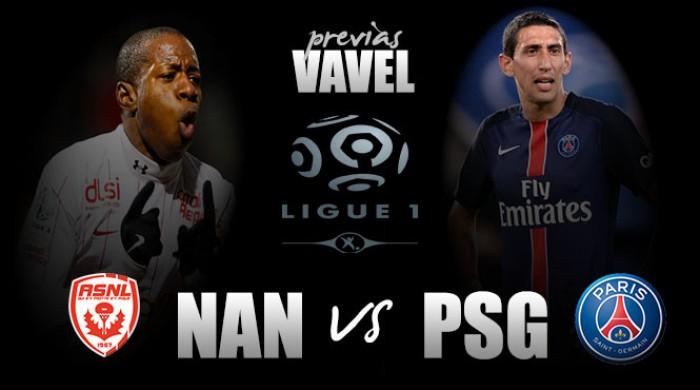 Previa Nancy - PSG: los tres puntos, algo vital para los dos equipos