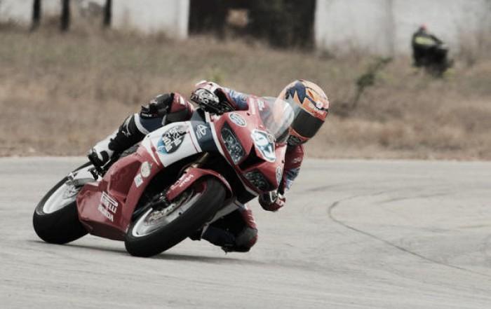 José Duarte é Campeão pelo Nordestino de Motovelocidade