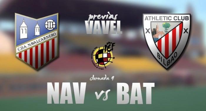 CDA Navalcarnero - Bilbao Athletic: en busca del objetivo