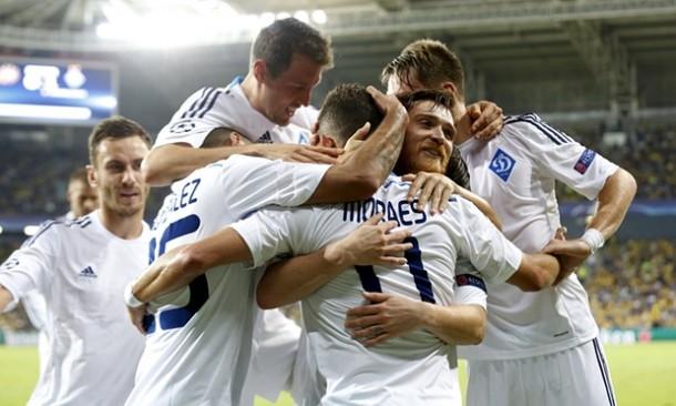 Dynamo Kiev, vincere col Maccabi significa qualificazione
