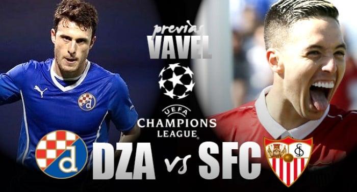 Dinamo Zagabria - Siviglia: Sampaoli in Croazia per il primo mattoncino verso gli ottavi