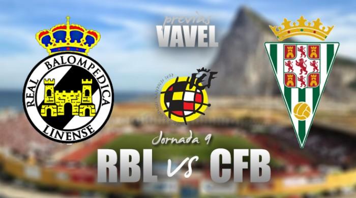 Previa RB Linense - Córdoba B: debut en verde