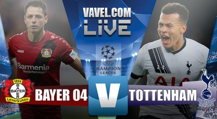 Bayer Leverkusen - Tottenham in Champions League 2016/17 - Tante emozioni!(0-0)