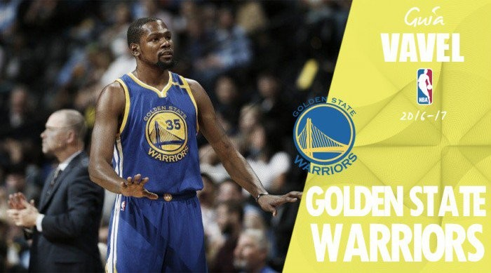 Guia VAVEL da NBA 2016/17: Golden State Warriors