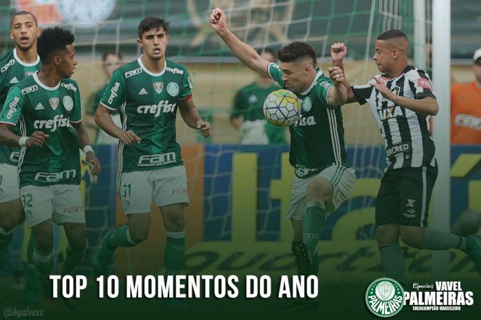 TOP 10 momentos marcantes do Palmeiras no Brasileirão