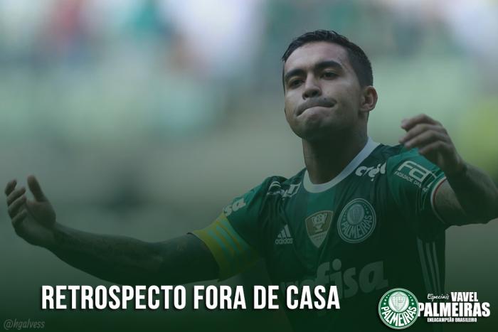 Palmeiras campeão: vitórias importantes fora de casa alavancaram time rumo ao título