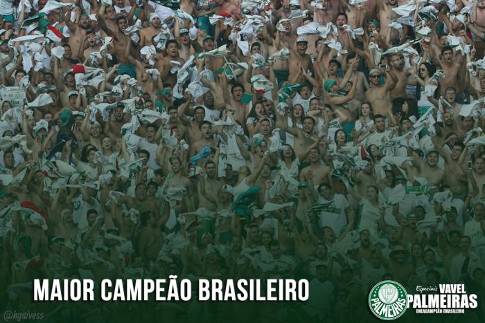 Título invicto, academias e jejum: O maior campeão brasileiro é Verde