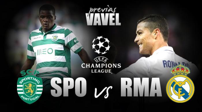 Buscando vaga antecipada, Real Madrid visita Sporting no reencontro de CR7 com ex-clube