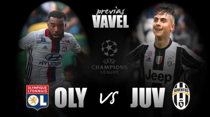 Juventus encara Lyon com liderança do Grupo H da Champions League na mira