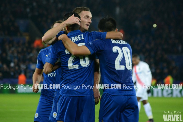 Leicester City 2-1 Club Brugge: Foxes win their group and reach last 16 of the Champions League