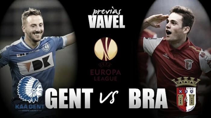 Previa KAA Gent - Sporting de Braga: sólo les vale la victoria