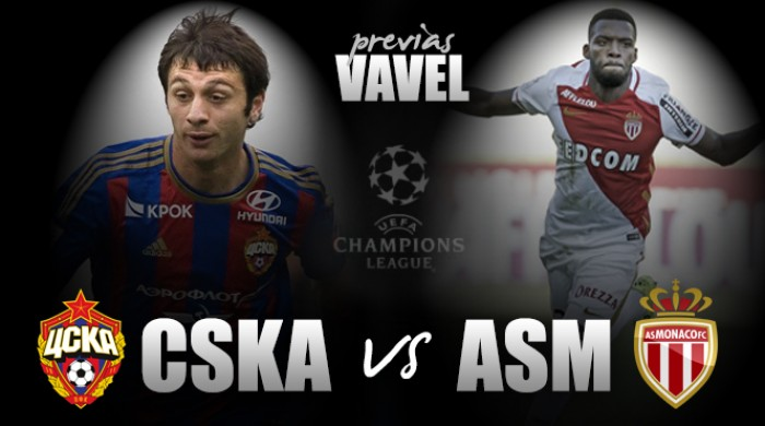 Champions League - CSKA-Monaco, rientro o fuga?