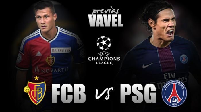 Champions League - Il PSG di Emery bussa alla porta del Basilea