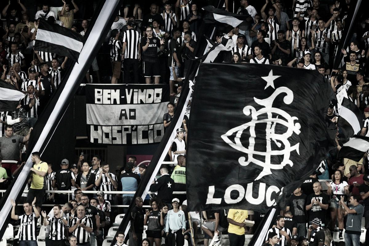 Com preços promocionais, Botafogo inicia venda de ingressos para partida contra Cruzeiro