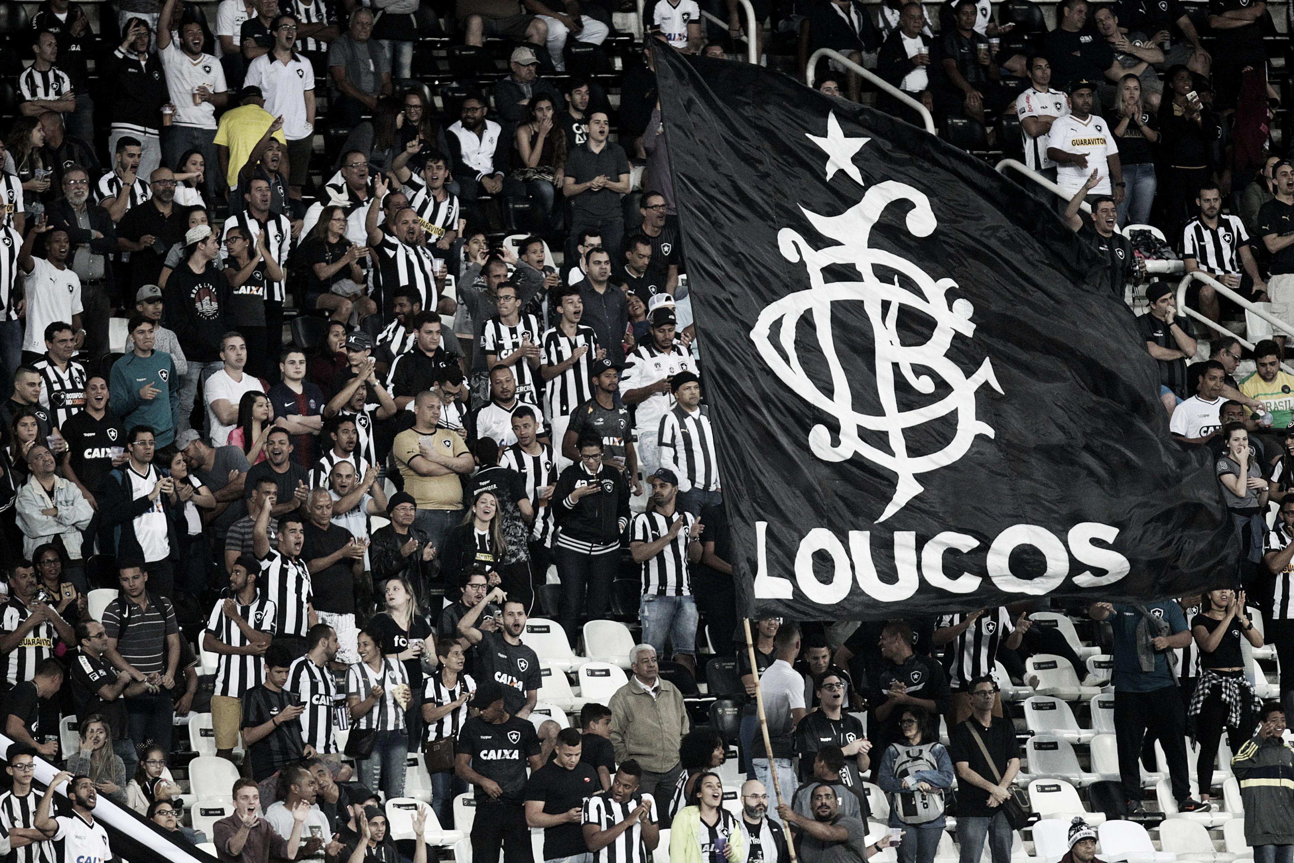 Botafogo anuncia ingressos a partir de R$ 5 para partida contra América-MG