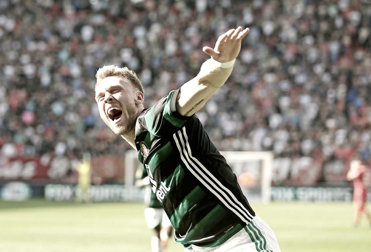 Jones se alía con el FC Twente