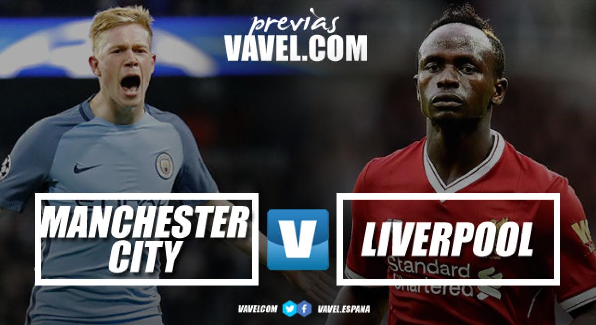 Previa Manchester City - Liverpool: la hora de definir