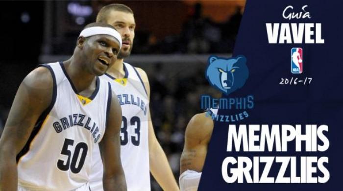 Guia VAVEL da NBA 2016/2017: Memphis Grizzlies