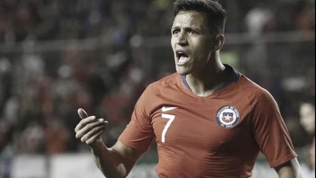 Médicos de la ANFP confirman que Alexis estará en la Copa América 2019