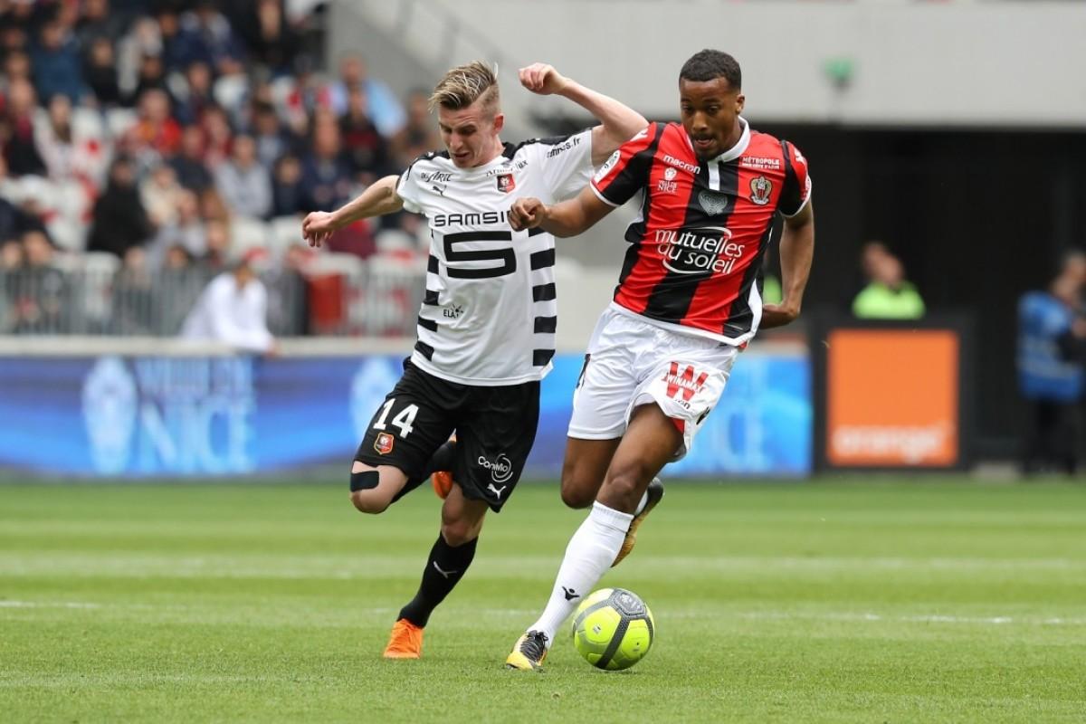 OGC Nice - Stade Rennais (1 - 1) : Match nul entre deux prétendants à l'Europe
