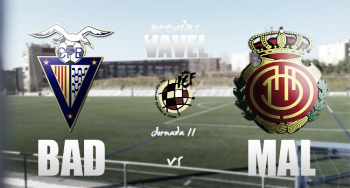 C.F Badalona - Mallorca B: tres puntos para objectivos diferentes