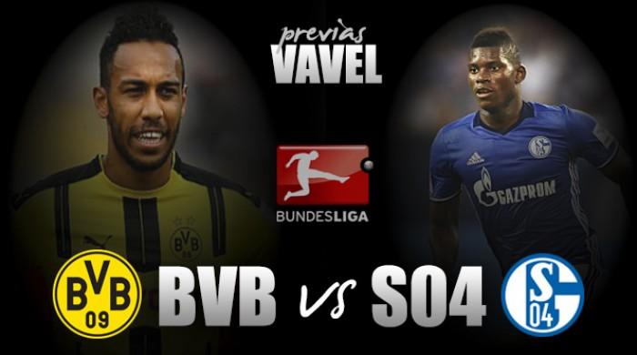 Pressionado, Borussia Dortmund encara Schalke 04 no Revierderby