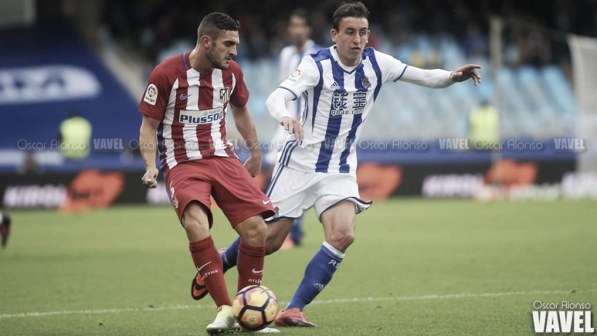 Tudo que você precisa saber sobre Real Sociedad x Atletico de Madrid, pela 33ª rodada da La Liga