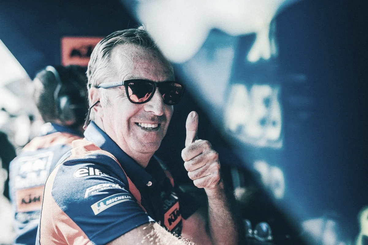 Petrucci: la joya de la corona de KTM
