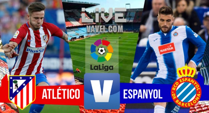 Atlético de Madrid fica no empate com o Espanyol pelo Campeonato Espanhol (0-0)