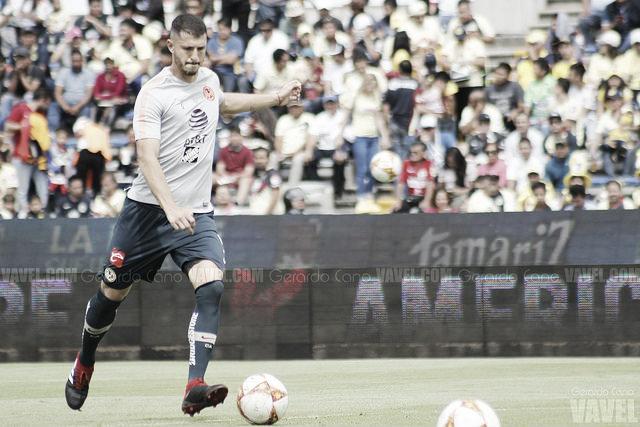 """Guido Rodríguez: """"Un privilegio defender este escudo en una Final"""""""