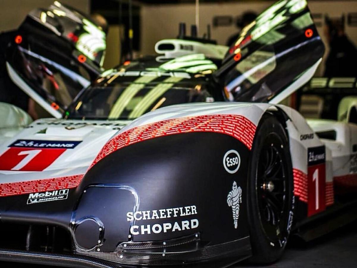 Porsche 919 Hybrid bate recorde de Fórmula 1 em SPA-Francorchamps