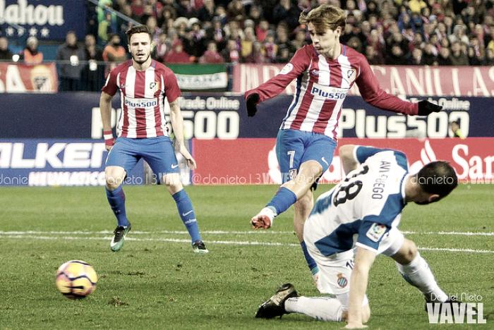 Atlético de Madrid - Espanyol: puntuaciones del At ...