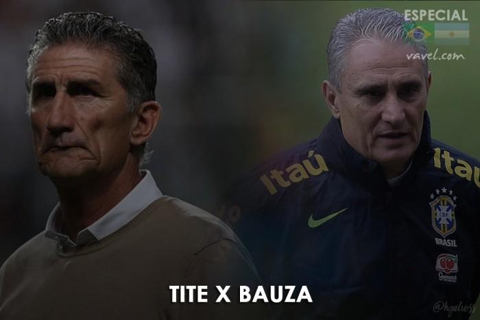 Análise tática: contra adaptada Argentina de Bauza, Tite terá novo estágio de desafio com Brasil