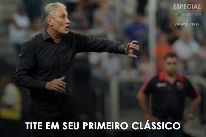 O que esperar de Tite em seu primeiro Brasil x Argentina?