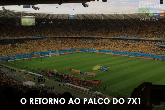 Memória do 7 a 1: o retorno do Brasil ao Mineirão