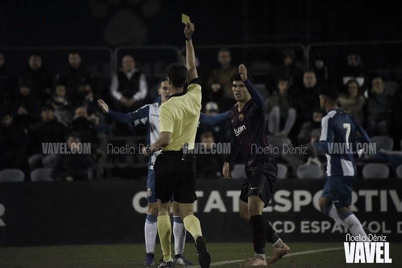 Previa Espanyol B - Barça B: dos rachas opuestas se enfrentan en la Dani Jarque