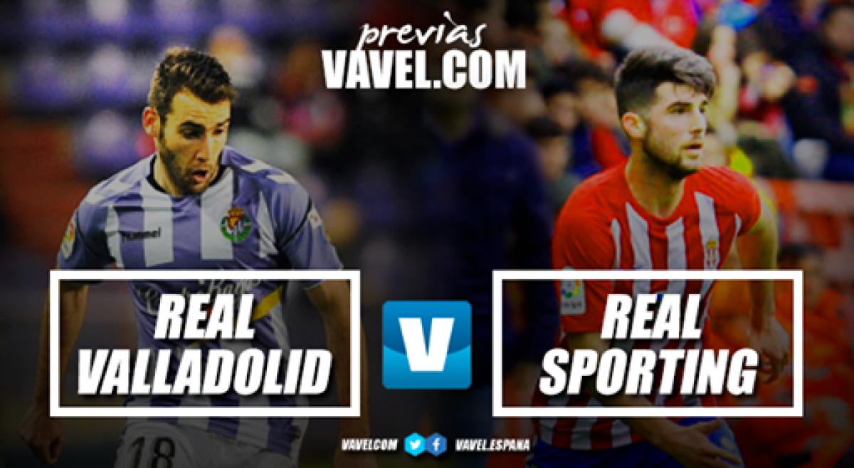 Previa Real Valladolid – Sporting de Gijón: último tren para el playoff