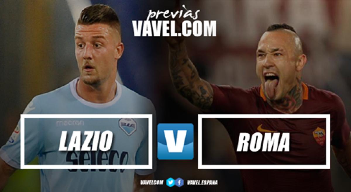 Previa Lazio-Roma: buen fútbol para eclipsar la violencia en el Derby della Capitale