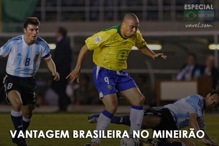 Brasil tenta manter tabu: jamais perdeu para a Argentina no Mineirão
