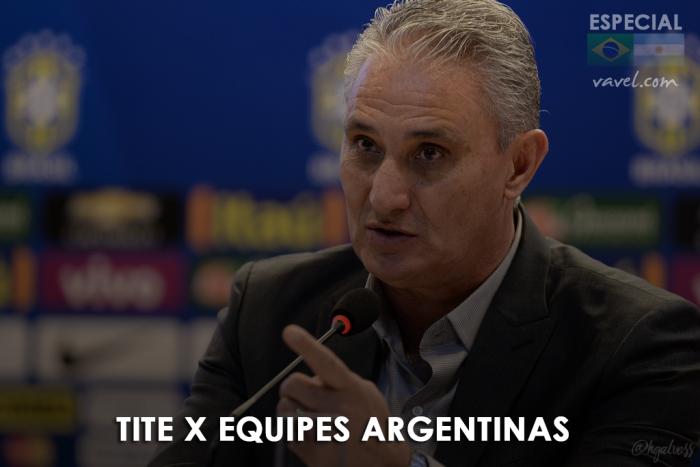 Carrasco? Prazer, Tite e seu retrospecto contra adversários argentinos