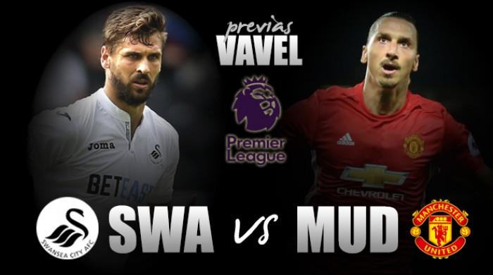 Em má fase, United visita Swansea buscando recuperação na Premier League