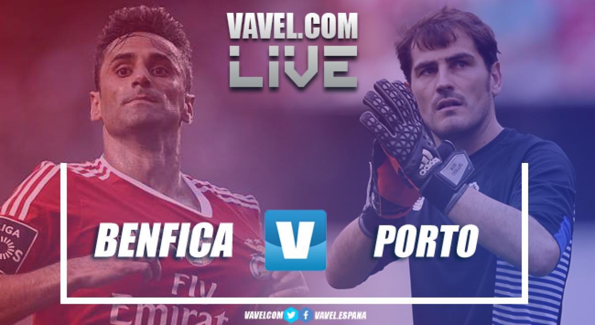 Benfica x FC Porto, assim vivemos o clássico da Luz