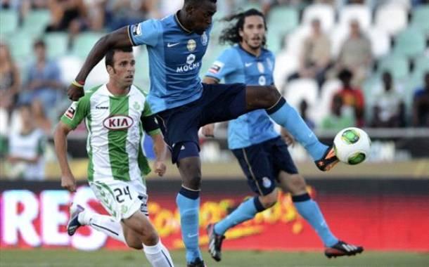 Com ajuda da arbitragem e golaço de Quinteiros, Porto vence Setúbal na estreia