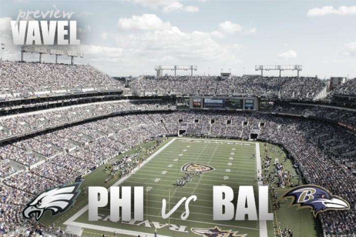 Philadelphia Eagles vs Baltimore Ravens Preview: Ravens face a must-win scenario on Sunday