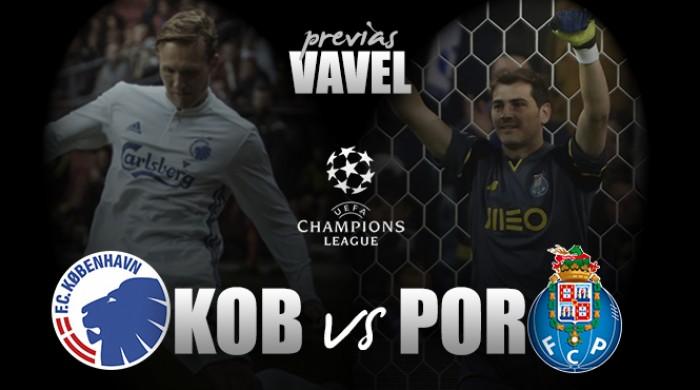 Champions League - Il Porto va a Copenhagen per i tre punti degli ottavi