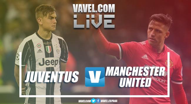 Resumen Juventus vs Manchester United en Champions League 2018 (1-2)